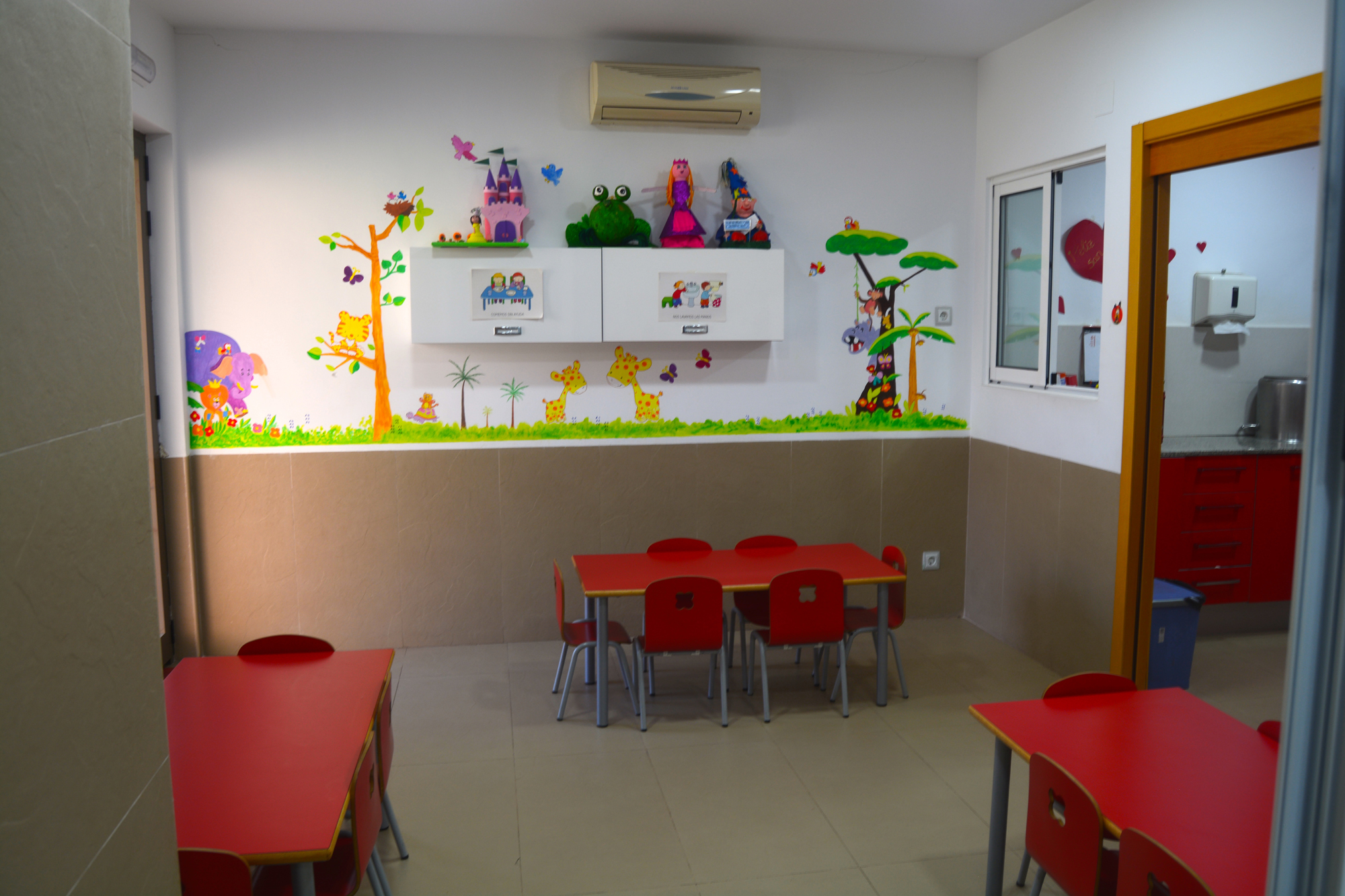 Becas De Comedor Escuela Infantil El Valle