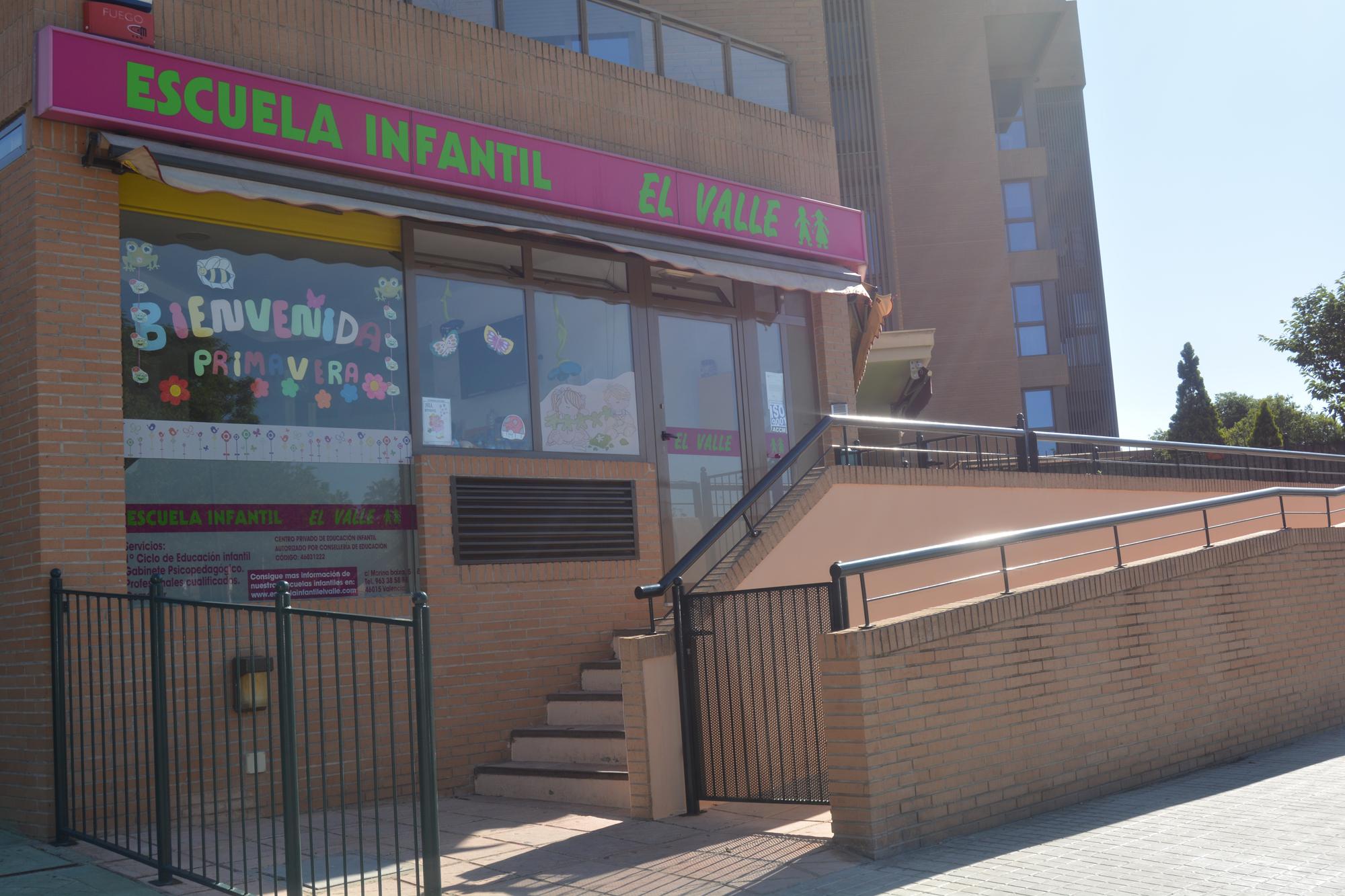 Matricula abierta 2019-2020 plazas limitadas para los niños de 0 a 3 años ceielvalle 2